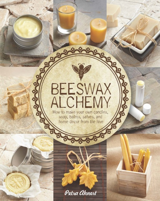 how to make beeswax sheets